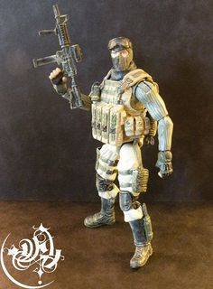 Custom Beachhead. Very cool.