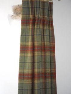 tartan curtains   Fabric Gallery / Tartan Room