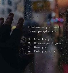 Diatance yourself from people who.. via (https://ift.tt/2vjlUat)