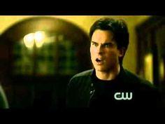 Damon and Elena fighting after Rose's death Damon Salvatore Vampire Diaries, The Descent, Ian Somerhalder, Delena, Friendship, Death, Scene, Characters, Tv