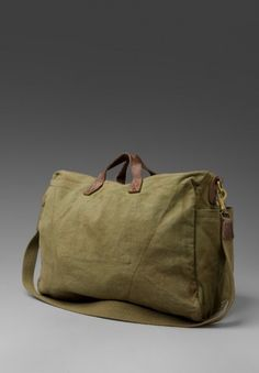 Alternative Apparel The Weekender Bag ($121.25)Found by Svpply