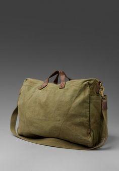 Alternative Apparel The Weekender Bag ($121.25)Found by Svpply