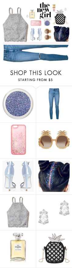 """""""Summer with STYLE!"""" by anetacerna ❤ liked on Polyvore featuring Nobody Denim, Miss Selfridge, Gucci, Boohoo, Hollister Co., Swarovski, Chanel and Yves Saint Laurent"""