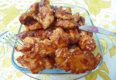 Pekingi csirkemell Tandoori Chicken, Meat Recipes, Chicken Wings, Bacon, Food And Drink, Tasty, Asian, Cooking, Ethnic Recipes