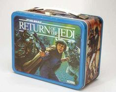 Retro Lunch Boxes : Geeky Vintage Lunchboxes