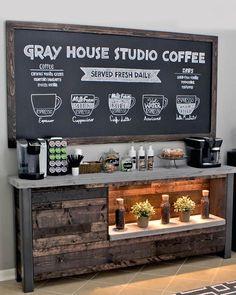 Diy Coffee Stations | TheNest.com