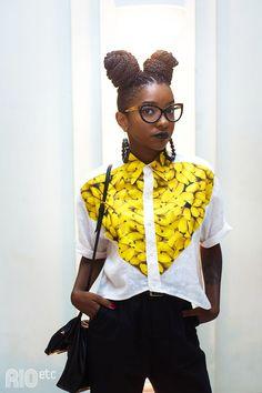 Post with 584 views. A Different Drum: Androgynous Afro-punk Black Girl Magic, Black Girls, Punk Mode, Black Women Fashion, Womens Fashion, Trendy Fashion, Fashion Tips, Afro Punk Fashion, Pelo Afro