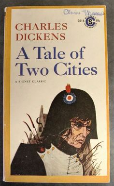 A Tale of Two Cities Charles Dickens 1963 Signet Classic Paperback Unread