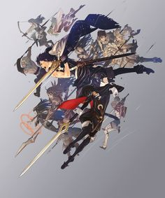 Fire Emblem Awakening I LOVE this game!!