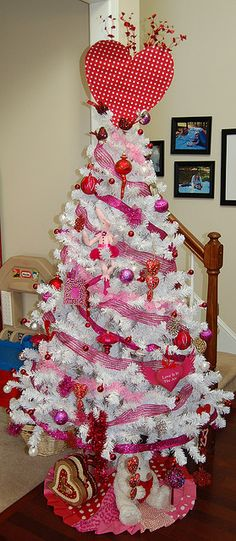 Wished I would have bought that white tree after Christmas at Walmart