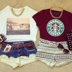 Best 50+ Cute Summer Outfits Ideas For Teens https://www.fashiotopia.com/2017/04/24/50-cute-summer-outfits-ideas-teens/ A wrap dress must be chosen with care because the incorrect print and design can merely mess up your look. Though nearly all of these dresses are foun...