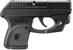 Ruger LCP with Lasermax small enough to slip into pocket. Great EDC for white collar or summer shorts pocket carry.