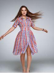 Plaid Juliet Dress