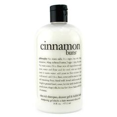 Cinnamon Buns 3-In-1 Bath & Sabonete liquido 473.1ml/16oz  Cinnamon Buns 3-In-1 Bath & Shower Gel 473.1ml/16oz  R$76,50 + FRETE GRÁTIS