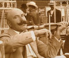 #Toscanofili #vintage: il violinista #Alinari #sigaro #toscano