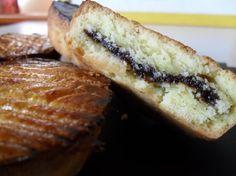 Petits gâteaux bretons aux pruneaux