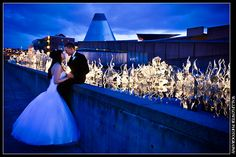wedding at museum of glass - Google Search
