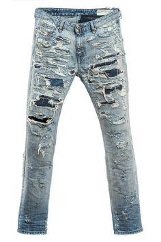 Diesel Women's Jeans For Autumn-Winter 2014-2015
