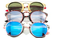 Ophtalimic and Sunglasses all in one single frame! by RVS Eyewear