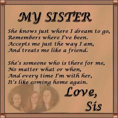 Sisters ♡ - Zussen ♡