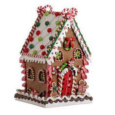 2012 RAZ Cookie Confections....house
