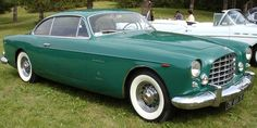 "1954-55 Chrysler Ghia ST Special - Earliest Pre production incarnation of Exner's ""Jet Nose Air Intake"" On Chrysler's 1957,1958 & 1959 300C, 300D & 300E Grills"