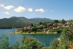 Admeus, within the Penede-Gerês National park, showing the diverse nature of the only national park