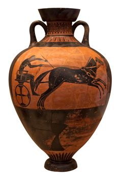 I love Greek artwork! They are the best painters for the vases, very skilled.  Hera taught me how to make these with her son Helios!