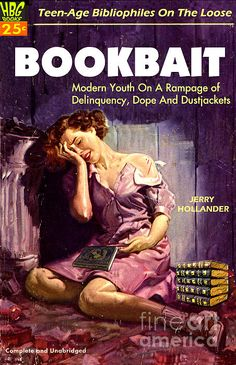 pseudo pulp fiction: Bookbait