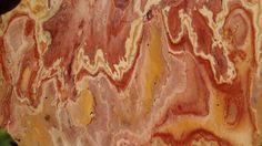 McDermitt Wonderstone Hickoryite Jasper Slab Rough 6.4oz/185g Grade A