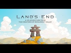 'Land's End' is a virtual reality adventure from the makers of 'Monument Valley' (Wired UK)