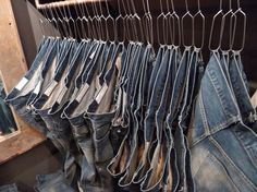 Nice Denim Display  neacksr.tumblr.com