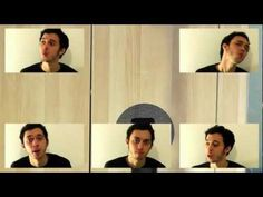 "▶ ""Don't Worry Be Happy"" (Acapella) Bobby McFerrin [Cover by Elliot Jett] - YouTube"