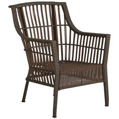 Banyan Bay Dining Chair - Cinnamon - Outdoor Patio Furniture Ideas