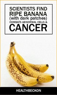 Japanese scientists researching fruits and vegetables and their effects on health have discovered that a substance found in ripe bananas, that has been named Tumor Necrosis Factor alpha (TNF-alpha), increases immune capacity; leading to the conclusion that eating ripe bananas has the potential to help prevent lifestyle-related diseases and carcinogenesis.