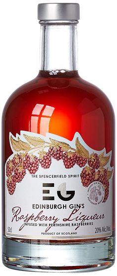 Edinburgh Raspberry Liqueur Gin (1 x 0.5 l)