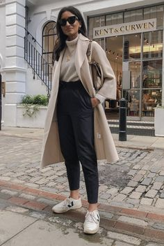 Winter Fashion Outfits, Fall Winter Outfits, Look Fashion, Spring Outfits, Autumn Fashion, Winter Ootd, 90s Fashion, New York Winter Outfit, Winter Layering Outfits