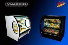 Masser, expertos en refrigeración, estarán en Expo Pan 2015 Plus con toda su línea. Diseño y funcionalidad a prueba de todo.