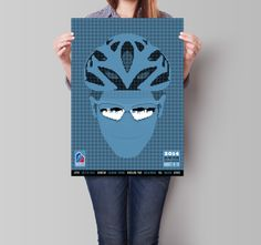 USA Pro Cycling Challenge 2014 Poster Contest submission by Justin Cline