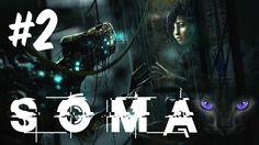 Soma PS4 Gameplay EP 2 Peggio di Alien!!