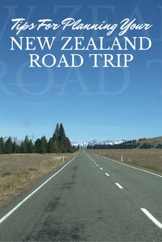 With its breathtaking landscape and loooong open roads, there's no wonder a New Zealand road trip is a popular bucket list item. So here's our tips to help you plan that ultimate trip!