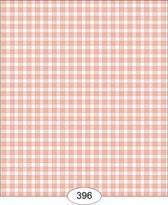 Wallpaper - Cottage Plaid - Pink.