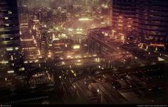 City by Alberto Trujillo | 3D | CGSociety