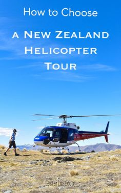 New Zealand is one of the best destinations in the world for adventure. I discovered helicopter tours on my first New Zealand itinerary and I am hooked! This is my guide on how to choose a New Zealand helicopter tour. #visitnz #travel #helicoptertours #newzealand