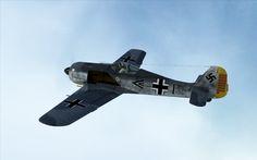 Updated Priller Fw-190 A2.