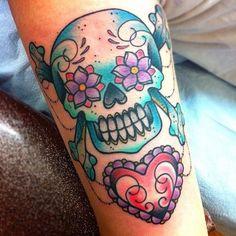 (at The Dolorosa Tattoo Co.)