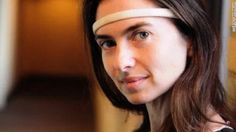 Ariel Garten has worked as a fashion designer, art gallery director, and psychotherapist.  She spoke to CNN about how the Muse brain-sensing headband can help reduce stress...