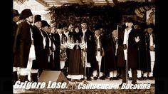 Grigore Lese.  Cântă cucu-n Bucovina! Imnul Românilor din întreaga lume! Visit Romania, Folk, Youtube, Concert, Image, Real Life, Songs, Pickup Lines, Lab Coats