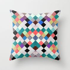 In Pass Throw Pillow by Danny Ivan - $20.00