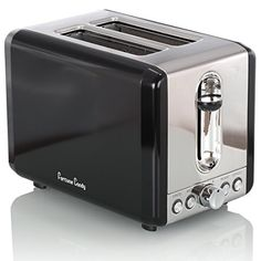 The Fortune Candy Extra-Wide Slot 2-Slice Toaster .High quality commercial grade stainless steel with eco-friendly PP materials are used for this super stylish 2-slice toaster. It is very friendly and easy to use and offers a variety of functions for everyday use at your home whenever you fancy... - http://kitchen-dining.bestselleroutlet.net/product-review-for-fortune-candy-extra-wide-slot-2-slice-toaster-brushed-stainless-steel-smart-black/